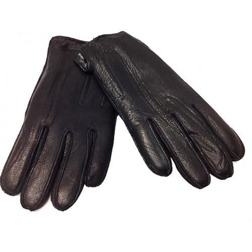Мужские перчатки Fioretto овчина Артикул P-125 №2 черные