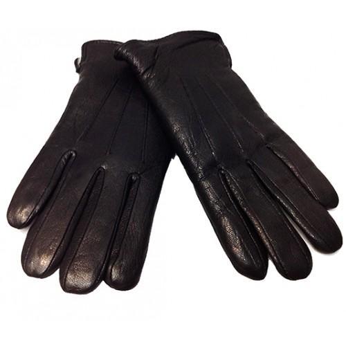 Мужские перчатки Fioretto овчина Артикул P-125 №3 черные