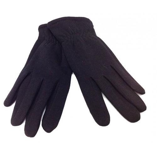 Мужские перчатки для сенсорного телефона Сюрприз Артикул P-0024  №1 черные