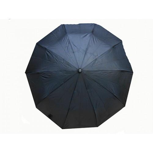 Мужской зонт полуавтомат 3 сложения Tornado Артикул 7
