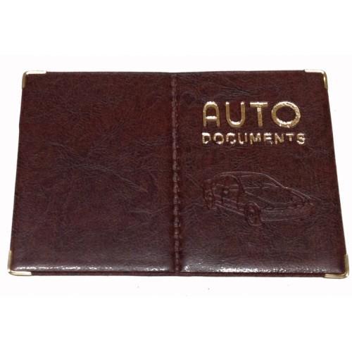 Обложка на авто документы Украина Артикул 15 №04