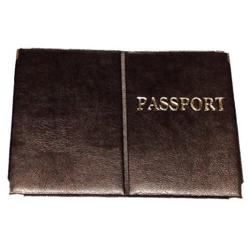 Обложка на Заграничный паспорт Артикул 990 бронзовый