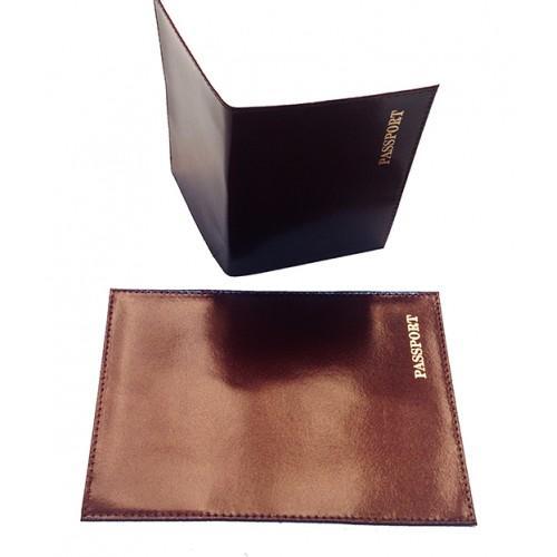 Обложка на паспорт Helai Артикул 510 коричневый