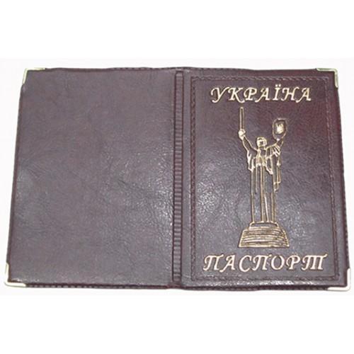 Обложка на паспорт Украина Родина-мать Артикул 8 №02