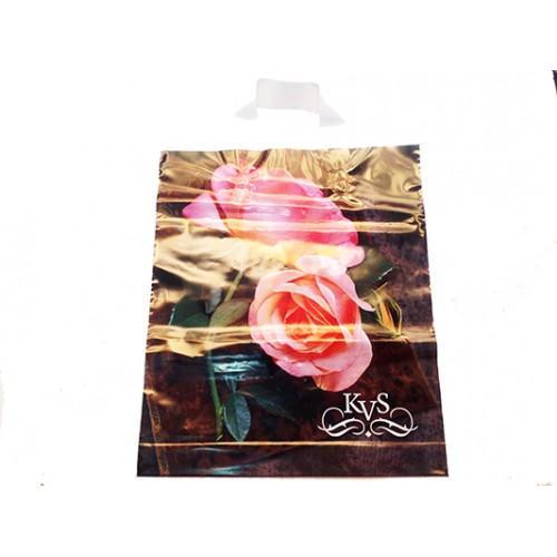 Подарочные пакеты петля ручка Универсал Артикул 350 №02