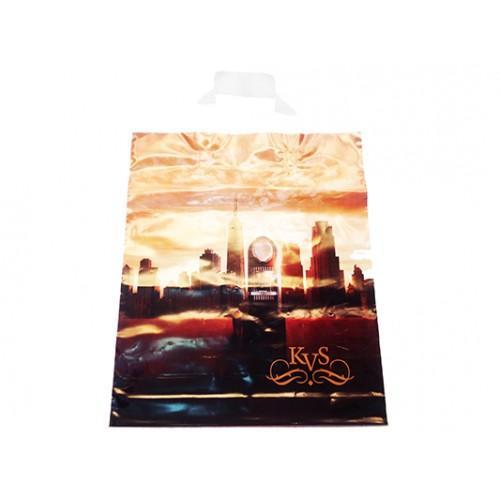 Подарочные пакеты петля ручка Универсал Артикул 350 №05