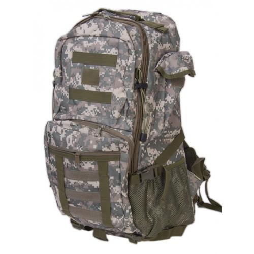 Туристический рюкзак Innturt Large camouflage Артикул 1021 серый