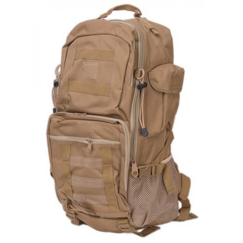 Туристический рюкзак Innturt Large camouflage Артикул 1021 темно-бежевый