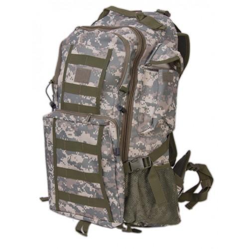 Туристический рюкзак Innturt Large camouflage Артикул 1023 серый