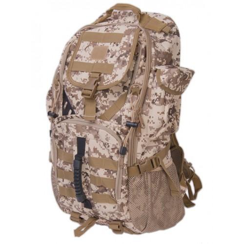 Туристический рюкзак Innturt Large camouflage Артикул 1024 темно-бежевый