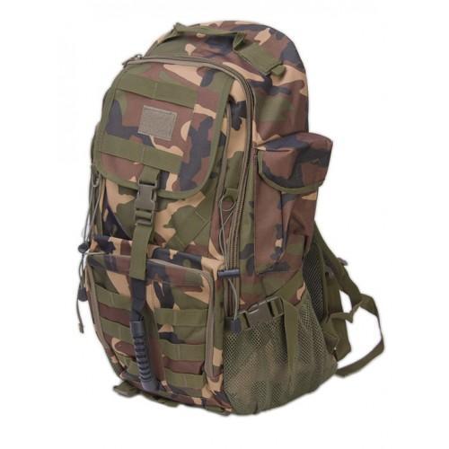 Туристический рюкзак Innturt Large camouflage Артикул 1024 зеленый