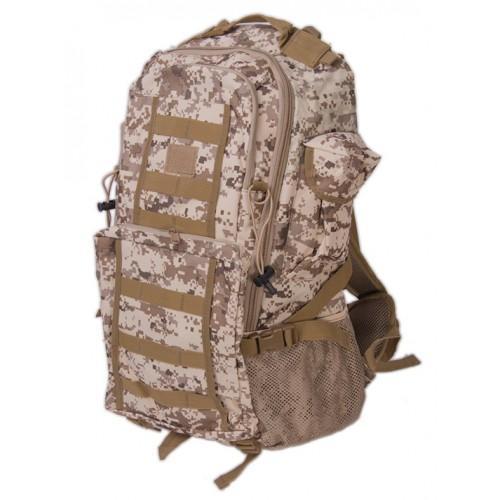 Туристический рюкзак Innturt Large camouflage Артикул 1023 бежевый