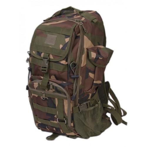 Туристический рюкзак Innturt Large camouflage Артикул 1025 зеленый