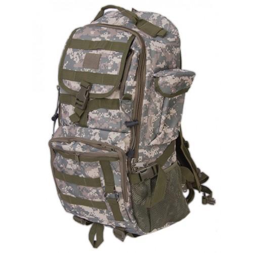 Туристический рюкзак Innturt Large camouflage Артикул 1025 серый