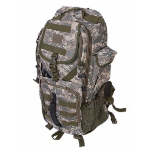 Туристический рюкзак Innturt Large camouflage Артикул 1024 серый