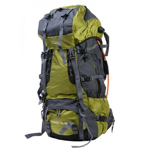 Туристический рюкзак Innturt Large camouflage Артикул 8330 зеленый