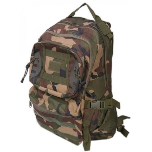 Туристический рюкзак Innturt Small camouflage Артикул 1005 хаки-серый