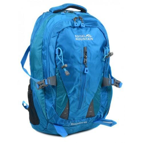 Туристический рюкзак Royal Mountain Артикул 8437-1 голубой