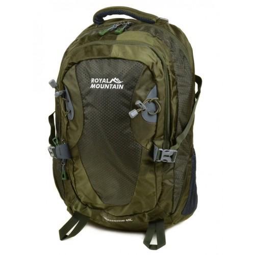 Туристический рюкзак Royal Mountain Артикул 8463-1 зеленый