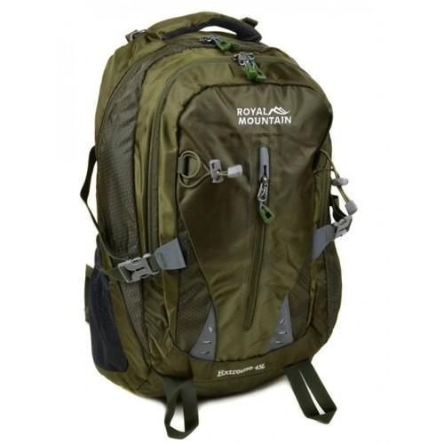 Туристический рюкзак Royal Mountain Артикул 8437-1 зеленый