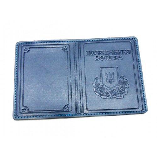Фото Прочее, Обложки на документы для военных Удостоверение (посвiдчення) офицера Артикул 25 №02