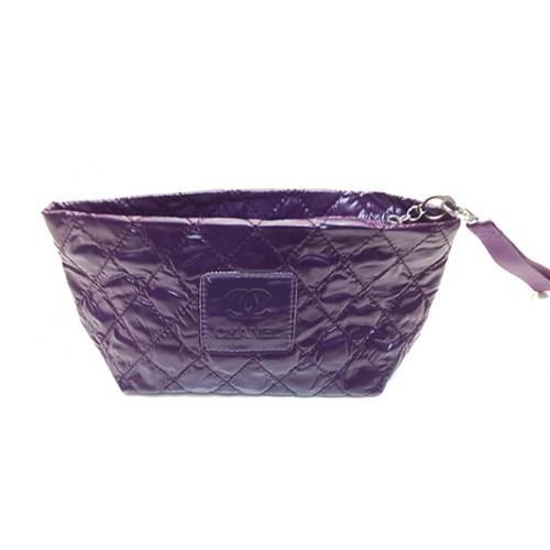 Женская косметичка Chanel Артикул 8926 фиолетовая