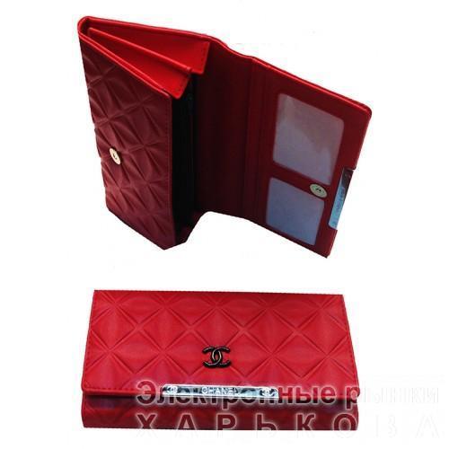 be017a12c2a9 Женский кошелек Chanel Артикул 1026 красный - Женские кошельки на рынке  Барабашова