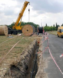 Фото  Проектирование линий электроснабжения