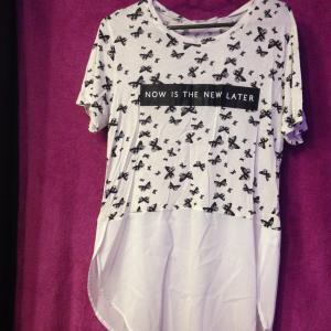 Фото Жіночий одяг, Футболки футболка р. 46
