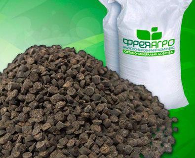 Мелиорант – Фрея – гуминовый улучшитель почвы