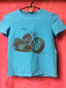 Фото дитячий одяг, хлопці футболка 7-8років