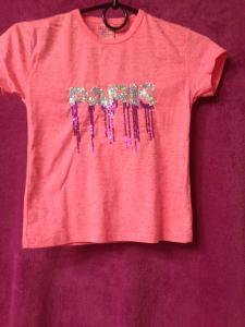 Фото дитячий одяг, дівчатка  футболка 7-8років