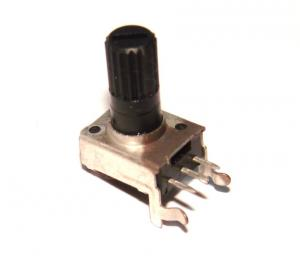 Фото Резисторы, Потенциометры Резистор переменный В 10 кОм