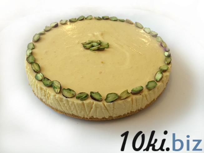 "Сыроедческий Торт ""Манго"""