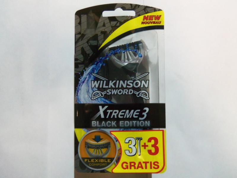 Станок одноразовый WILKINSON SWORD EXTREME, 6 штук в упаковке, Германия.