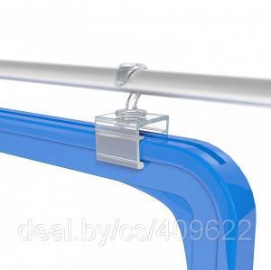 Фото Крепежные аксессуары для пластиковых рамок Фиксированный крючок для крепления пластиковых рамок