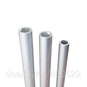 Фото Трубки и Т-держатели Трубка алюминиевая фиксированной длины диаметром 9 мм