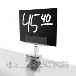 Фото Ценники меловые Черный Дели-ценник форматов А8-А5