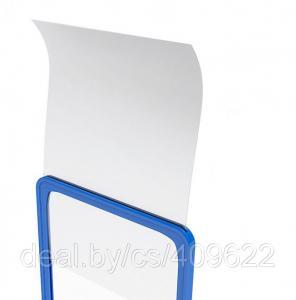 Фото Пластиковые рамки Пластиковый антибликовый карман-протектор А2-А6