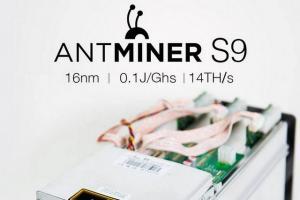 Фото  ВНИМАНИЕ АКЦИЯ -ЦЕНА СНИЖЕНА Bitmain antminer s9