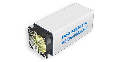 INNOSILICON A5 DashMaster