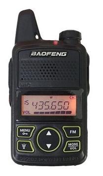 Радиостанция BAOFENG T1 Mini дальность 1 -3 км.