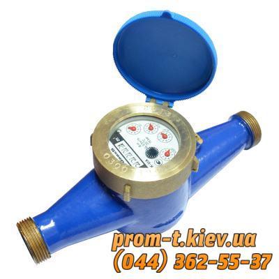 Фото Счетчики для холодной и горячей воды турбинные, крыльчатые, бытовые, промышленные, Счетчик Gross Счетчик Gross MTK-UA 25