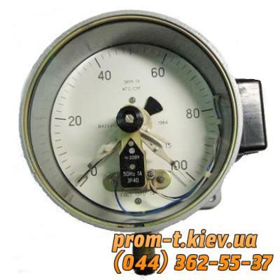 Фото Манометры вакуумные, давления, электроконтактные, Манометр ЭКМ Манометр ЭКМ-1у