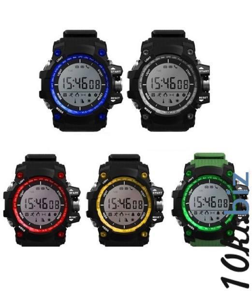 Часы Smart Watch D-Watch водонепроницаемые - Умные часы и фитнес браслеты в Санкт-Петербурге