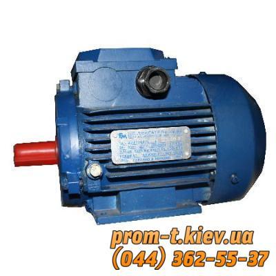 Фото Электродвигатели общепромышленные, взрывозащищенные, крановые, однофазные, постоянного тока, Электродвигатель АИР Электродвигатель АИР 63 B8 (0,12кВт-750 об/мин)