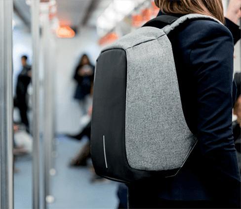 Рюкзак с защитой от карманников - Kalidi Bobby
