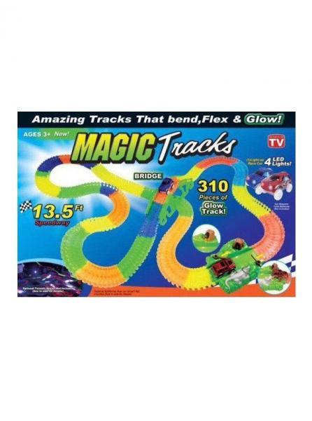 Magic Tracks 310 деталей