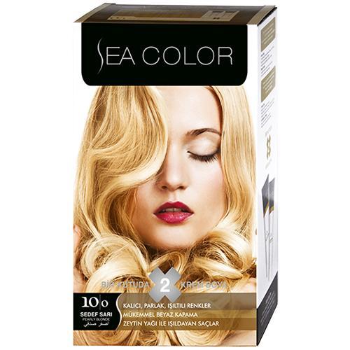 Фото Краски для волос, SEA COLOR Краска Для Волос EA COLOR