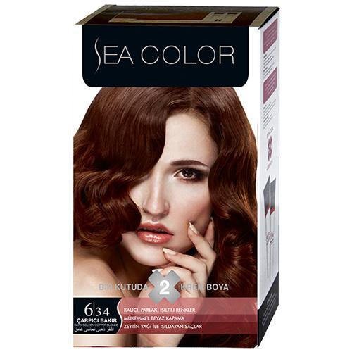 Краска Для Волос EA COLOR